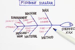 ייעוץ ארגוני - תרשים עצם דג
